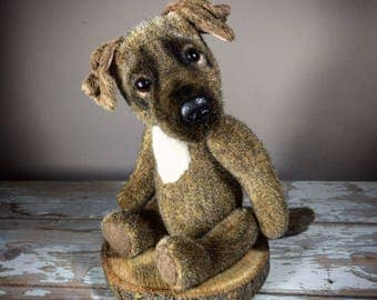 Poppy Teddy  Dog 30 cm