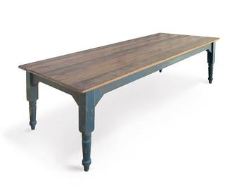 Table, Farmhouse, Dining Table, Reclaimed Wood, Kitchen Table, Wood Table, Rustic, Handmade
