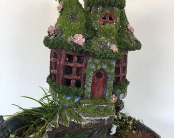 Solar Fairy  Houses Large