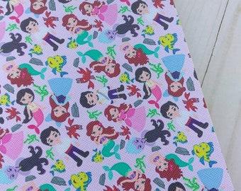 Ariel tiny print