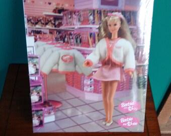 Mattel Barbie on Bay Toyland Canadian Hudson Bay Barbie doll New in Box