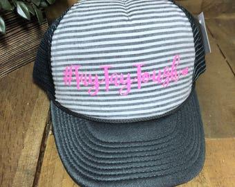 Taytaytough, #taytaytough hat, tayzli hat, tay tay tough hat