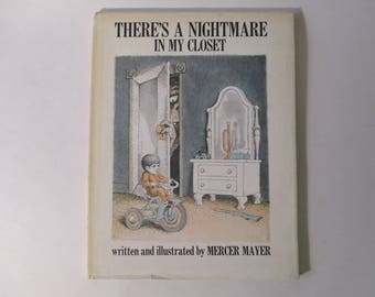 There's a Nightmare in My Closet by Mercer Meyer
