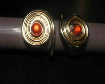 Aluminum wire Adjustable ring