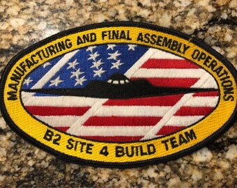 Stealth Bomber Patch