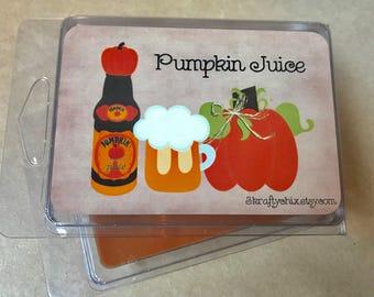 Scents of Harry Potter - Pumpkin Juice