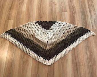 Open Weave Shawl