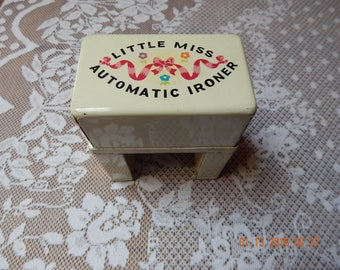 Vintage Little Miss Automatic Ironer