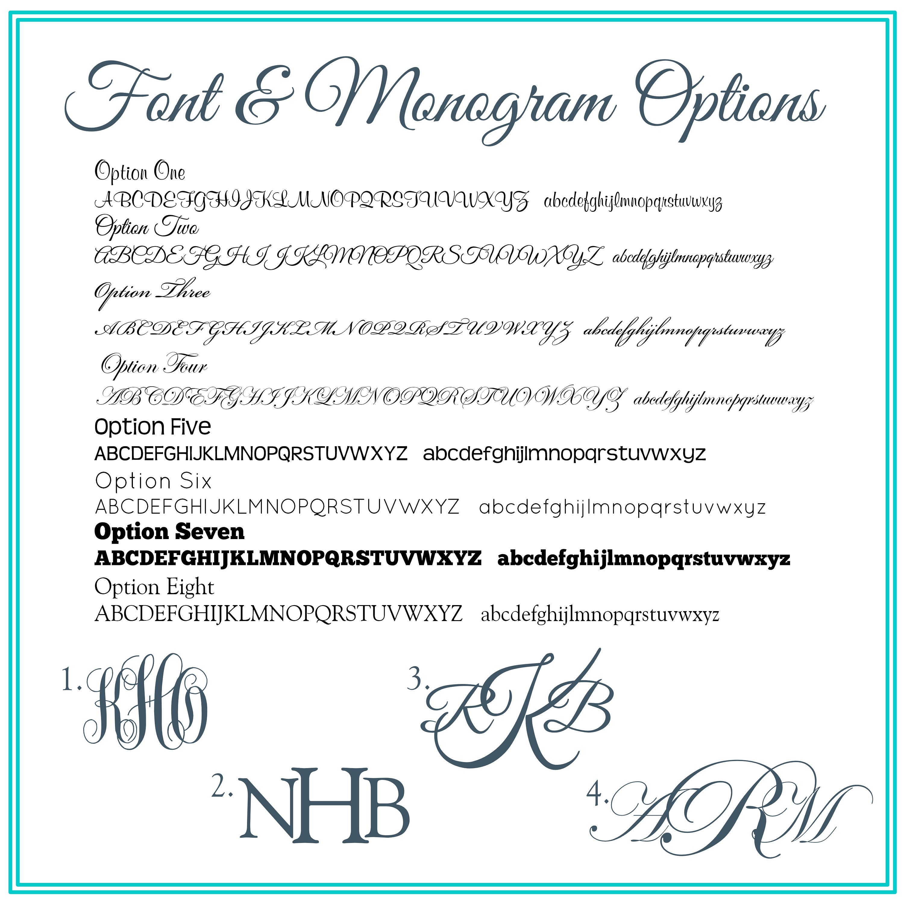 digital printable sorority recruitment packet with photo and
