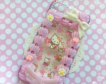 SALE IPhone 7 Kawaii Decoden Case