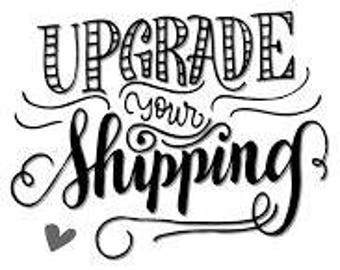 Work on my order next and expedite the shipping!