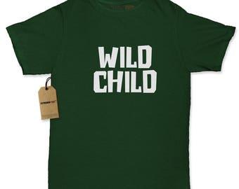 Wild Child Womens T-shirt