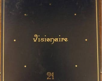 1997 - Visionaire 21 - Diamond Issue w/11 Cards Limited 1425/3000