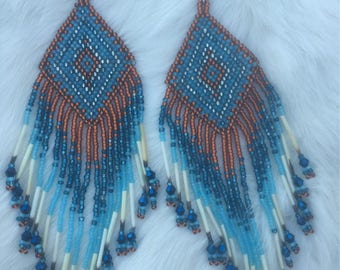 Quill Earrings 2 different sizes