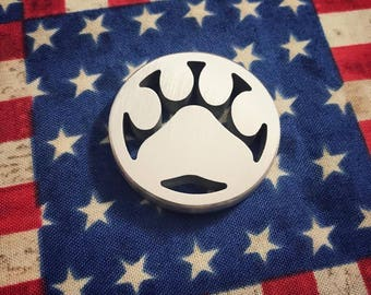 Dog paw coin