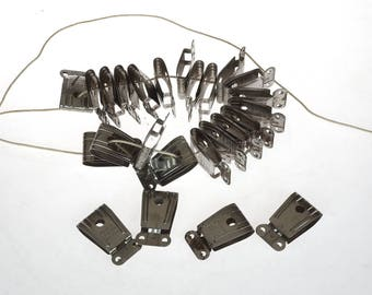 Vintage Kodak Negative Hanging Clip - Film hanging clips - Sold individually - Metal Clamp for Hanging Photographic or Negative Films - 35mm