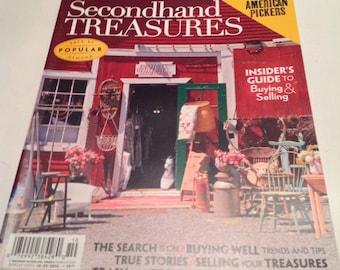 Secondhand treasures magazine
