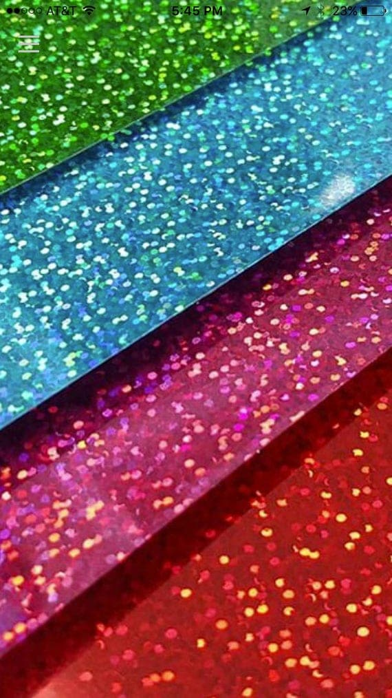 Siser Holographic Htv 12x19 Quot Sheet Holo Heat Transfer