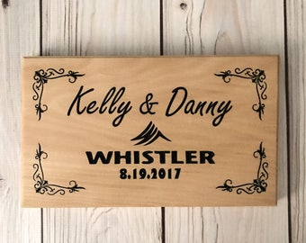 Custom Wooden Signs, Custom Made Sign, Personalized Wooden Sign, Unique Wedding Gift, Personalized Wedding Gift, Custom Sign, Custom Plaque