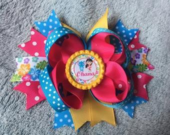 Lilo and Stitch Ohana Boutique Hair Bow