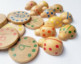 juguetes de nios pequeos montessori juguetes educativos juguete de madera para nios pequeos