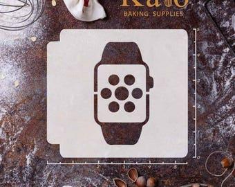Smart Watch 783-677 Stencil