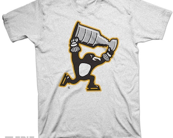 Pittsburgh Penguins Stanley Cup Championship 2017 Hockey t-shirt tee