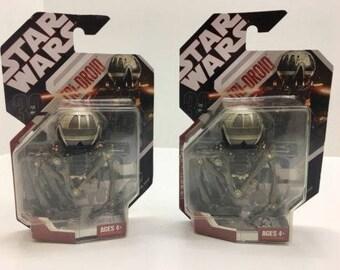 Star Wars #05 Tri-Droid TAC Action Figure