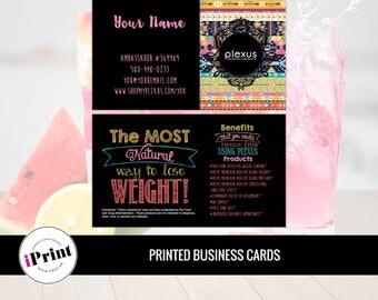 Plexus Business Card • Plexus Slim Business Cards • Plexus Marketing Business Card • PLX-BC-014