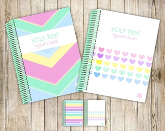 My Fancypants Notebook: Candy collection (Handmade personalised notebook)
