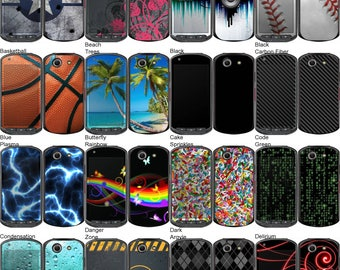 Choose Any 2 Designs - Vinyl Skins / Decals / Stickers for Kyocera DuraForce Android Smartphone