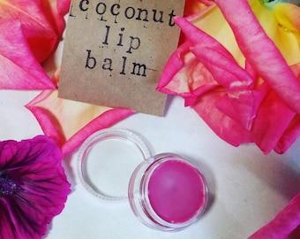 All-natural raspberry love cheek tint   tinted lip balm   lip gloss   organic lip shimmer   minimal make up   Blush   cheek stain