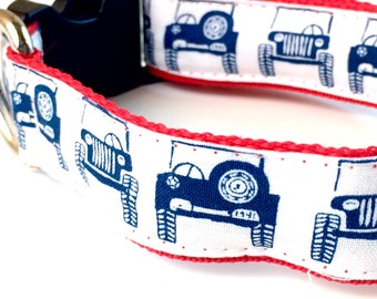 Jeep Dog Collar | Jeep Leash | Jeep Harness | Personalized Dog Collar | It's a Jeep Thing Dog Collar | Dog Collar for Boys