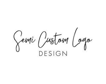 Semi custom logo