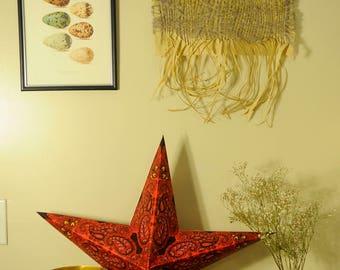 Straw Paper Weaving