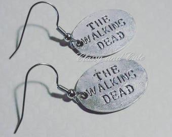 Walking Dead Earrings