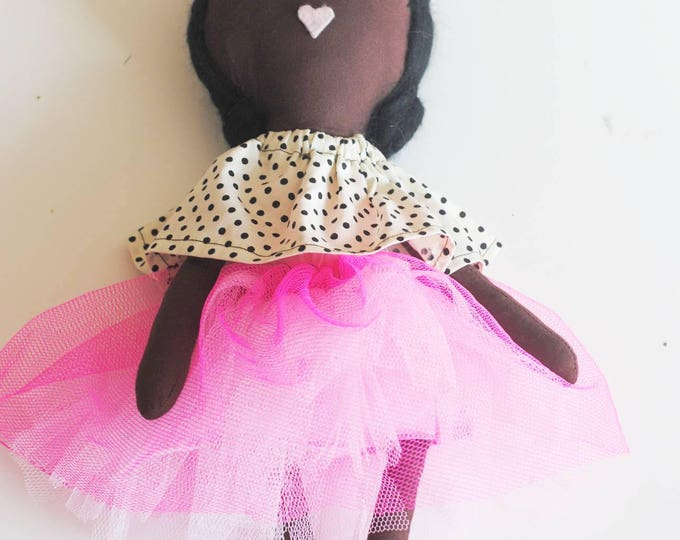 Fela and Friends Handmade Dolls/ Cece
