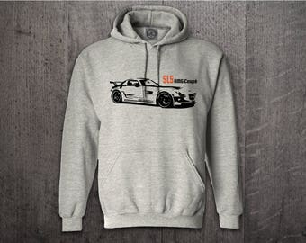 Mercedes SLS AMG Hoodie, cars hoodies, mercedes benz sweater, benz hoodies, funny hoodies, Cars t shirts, Mercdes sls t shirts, AMG shirts