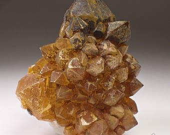 Spirit Quartz Crystal Specimen, Boekenhouthoek Mpumalanga South Africa