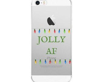 Jolly AF iPhone Case