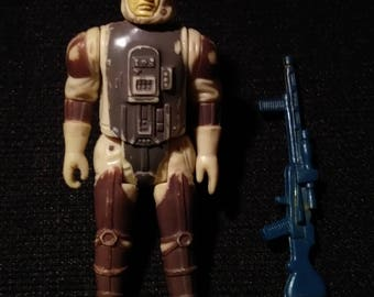 "Vintage 1980 Star Wars ""Dengar"" action figure **Complete**"