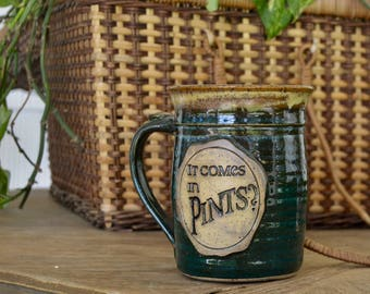 Pint-Sized Stoneware Mug