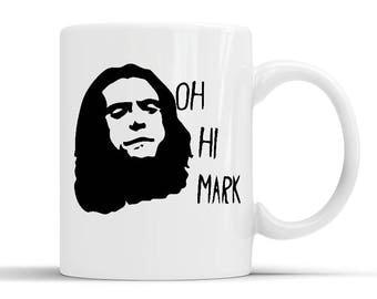 New Designer Oh Hi Mark Mug