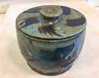 Handmade pet urn