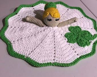 Crocheted Irish Princess