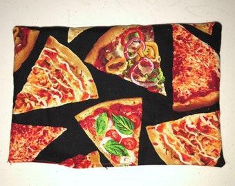 Pizzas slices catnip mat
