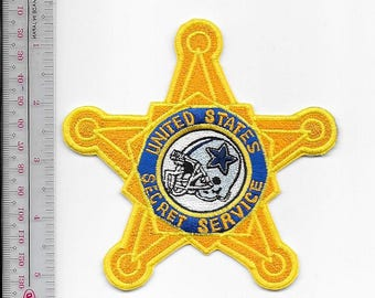 Secret Service USSS Florida Miami Field Office & Florida Panthers Service Patch