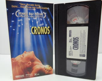 Cronos VHS Tape