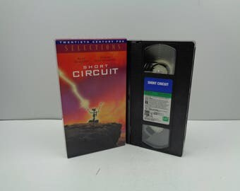 Short Circuit VHS