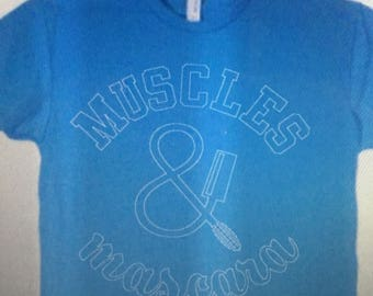 Muscles and Mascara T-shirt